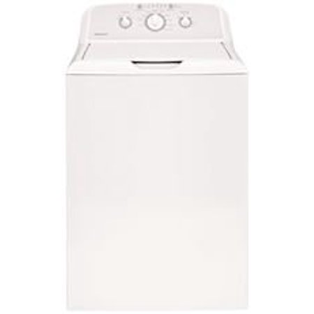 HOTPOINT 3 7 CU FT  TOP LOAD WASHING MACHINE, WHITE, 8 CYCLES
