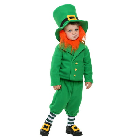 Toddler Wee Little Leprechaun Costume](Leprechaun Costume Womens)
