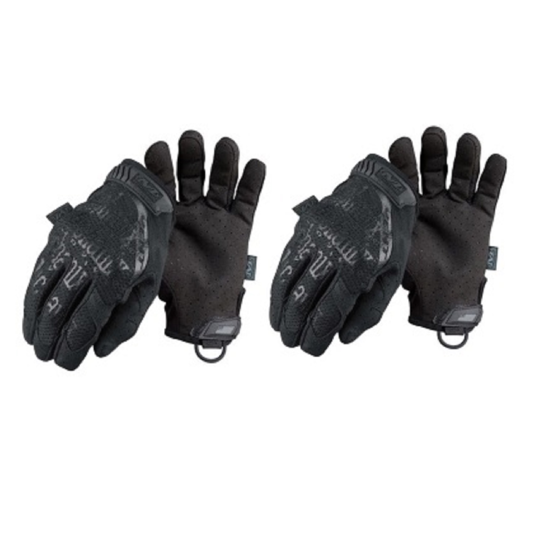 Mechanix The Original Covert Glove Black XL 2 PAIR