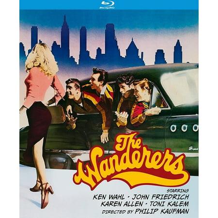 The Wanderers (Blu-ray) (Wanderers Movie)