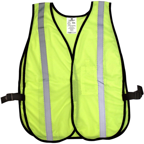 3m 94601-80030T Yellow Day Or Night SafetyVest
