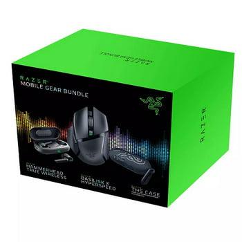 Razer Wireless Gear Headphone & Mouse Bundle