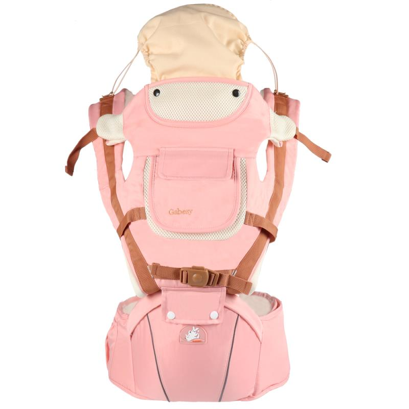 Breathable Front Facing Baby Carrier Multi Function Infant