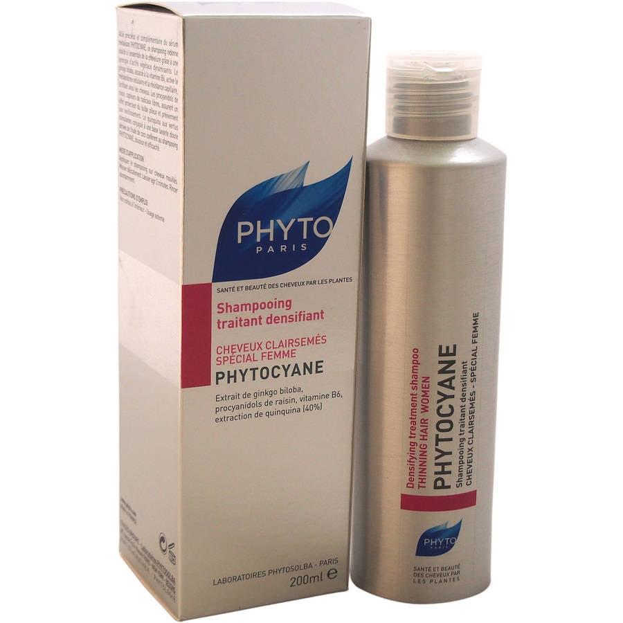 Phyto Phytocyane Densifying Treatment Shampoo, 6.7 Oz