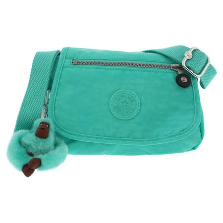 f7ad752fb779 Kipling Womens Sabian Crossbody Mini Bag Breezy Turquoise One Size