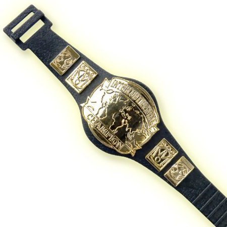 Intercontinental Championship Belt for WWE Wrestling Action - Wwe Championship Replica