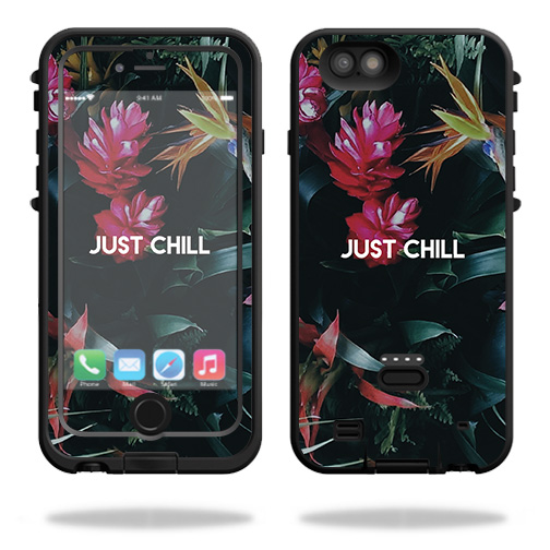 Skin For Lifeproof FRE Power iPhone 6 Case – Just Chill | MightySkins Protective, Durable, and Unique Vinyl Decal wrap cover | Easy To Apply, Remove, and Change Styles | Made in the USA