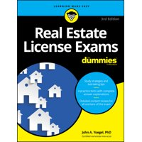 For Dummies (Lifestyle): Real Estate License Exams for Dummies (Paperback)