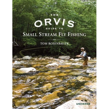 High Sierra Fly Fishing Book - The Orvis Guide to Small Stream Fly Fishing (Hardcover)