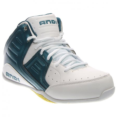 AND1 Mens Rocket 4.0 Mid  Athletic & - Mid Mens Retro Shoes