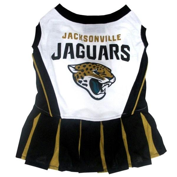 Jacksonville Jaguars Cheerleader Dog Dress