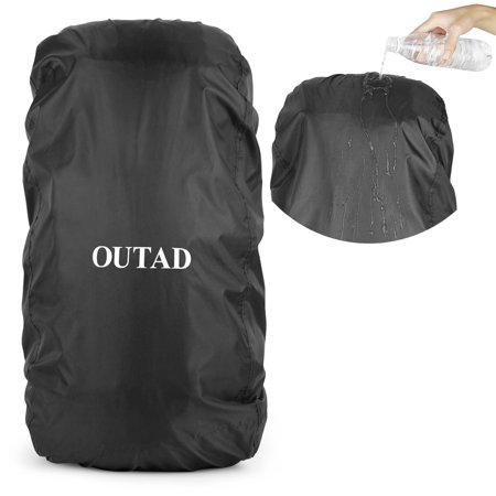 Waterproof OUTAD Rain Resistant Cover Durable Camping Backpack Rucksack Bag  Travel accessories - Walmart.com eb69e31014a0a