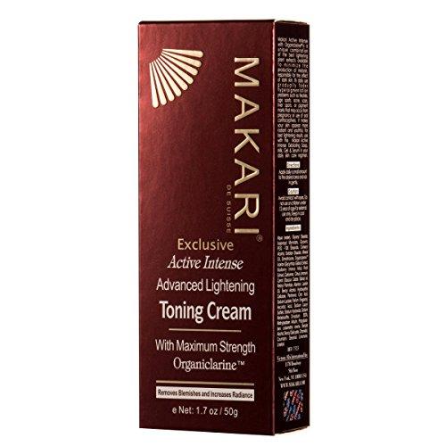 MAKARI Exclusive Facial Toning Cream 1.7oz - Lightening L...