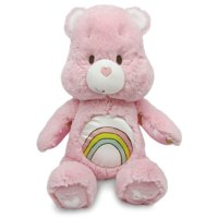 """Care Bears """"Cheer Bear"""" Soother Bear Plush with Music & Lights"""