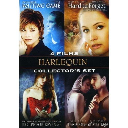 Harlequin Collector's Set, Vol. 3: The Waiting Game / Hard To Forget / Recipe For Revenge / This Matter Of Marriage