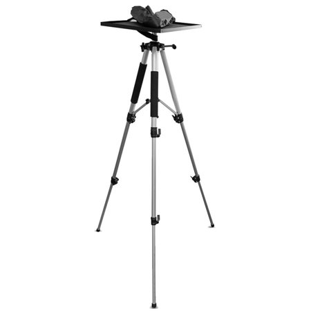 Pyle Video Projector Mount Stand, Adjustable Height