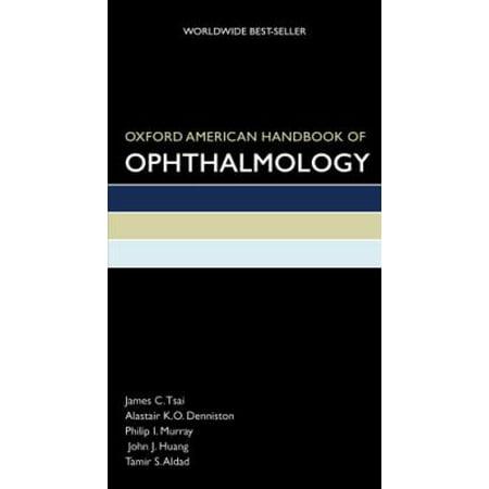 Oxford American Handbook of Ophthalmology
