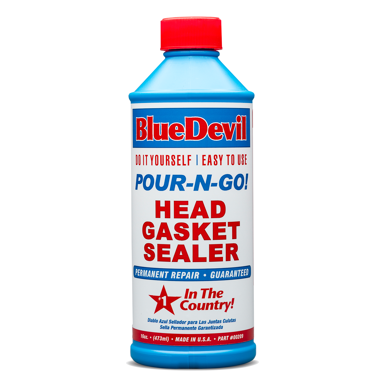 BlueDevil Head Gasket Sealer | Pour-N-Go