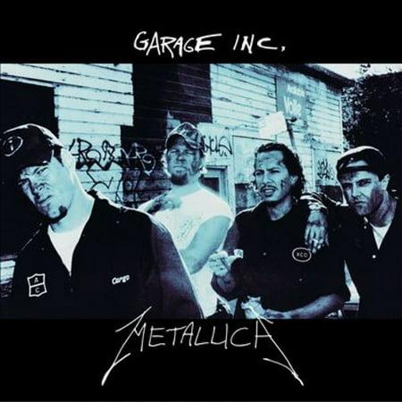 Metallica - Garage Inc - Vinyl