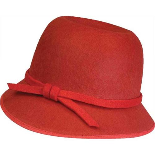 Costumes for all Occasions FM64339 Flapper Hat Red