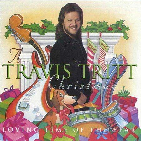 Travis Tritt   Christmas Loving Time Of The Y  Cd