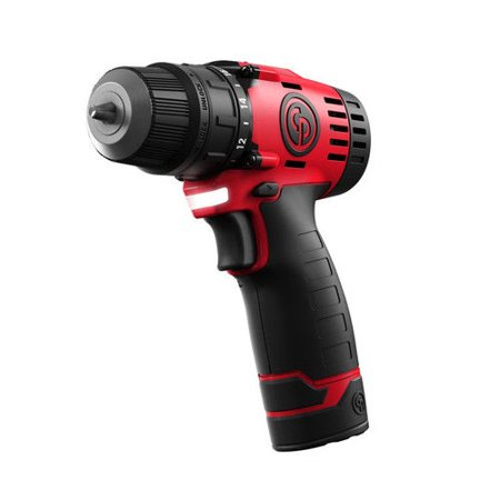 Chicago Pneumatic 8528K Compact 3/8 in. Cordless Drill Pack