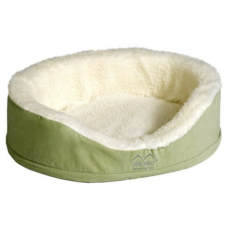 Midwest Homes For Pets Quiet Time e'Sensuals Orthopedic Bolster Pet Bed