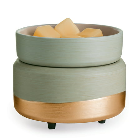 Midas 2-In-1 Candle and Fragrance Warmer For Candles And Wax Melts from Candle Warmers Etc.