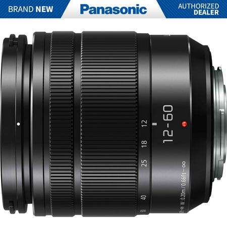 Panasonic LUMIX G VARIO 12-60mm F3.5-5.6 ASPH. Power OIS