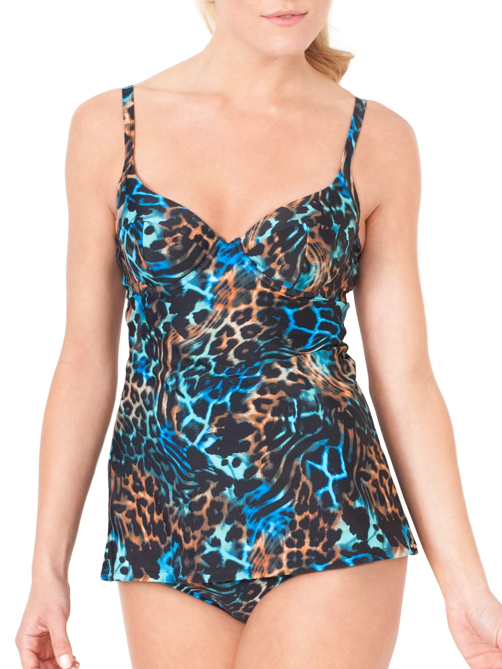 Women's Light Lined Tankini