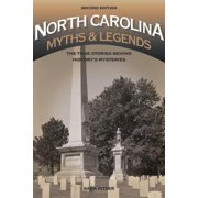 North Carolina Myths and Legends - eBook