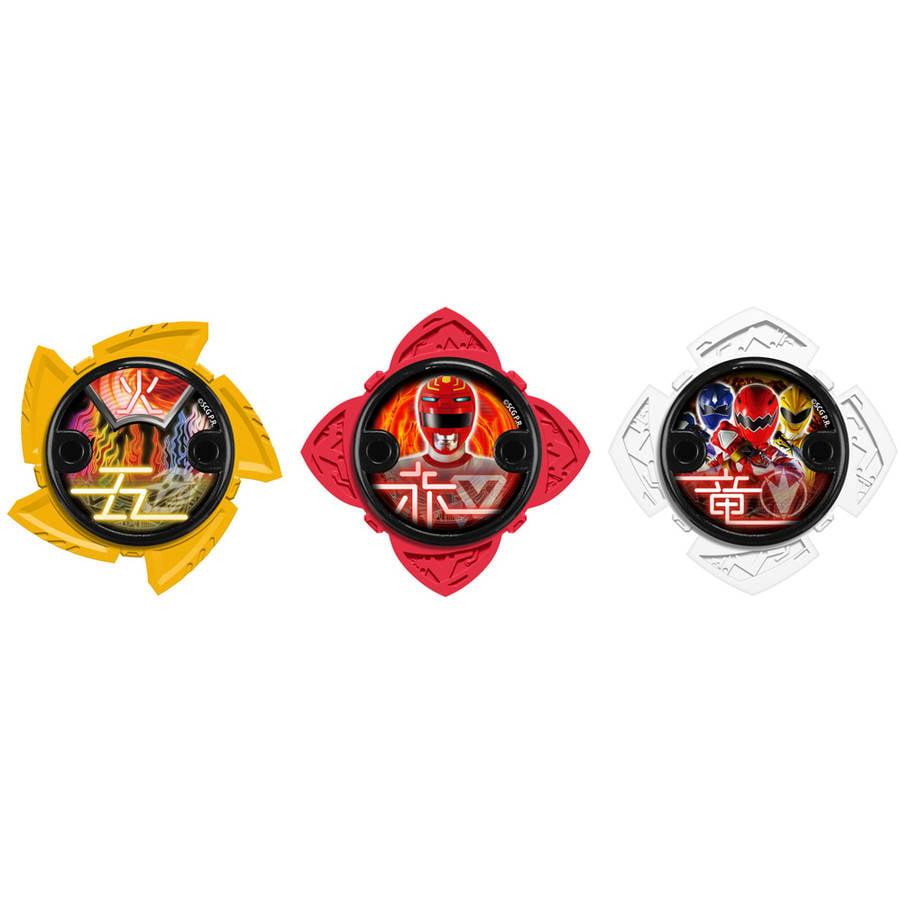 Power Rangers Ninja Steel Ninja Power Star Pack, 43761 by Bandai America, Inc