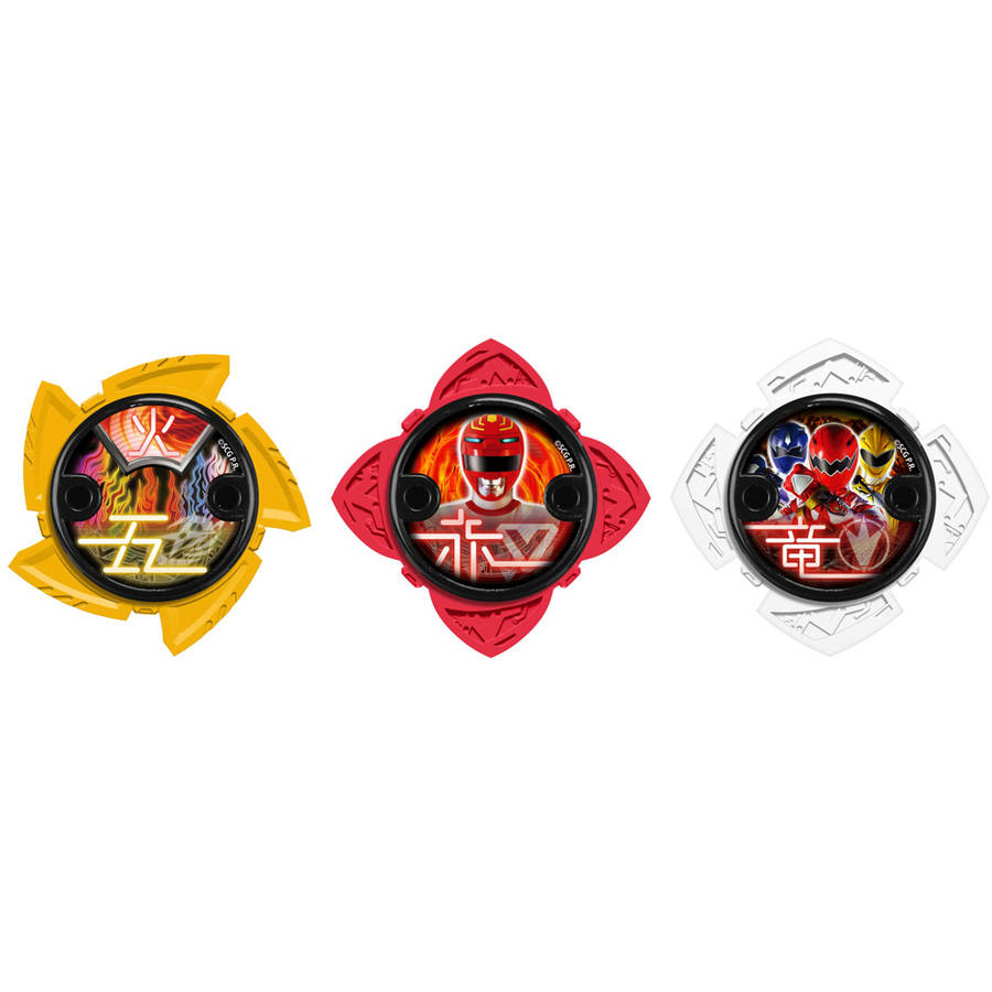 Power Rangers Ninja Steel - Ninja Power Star Pack, 43761