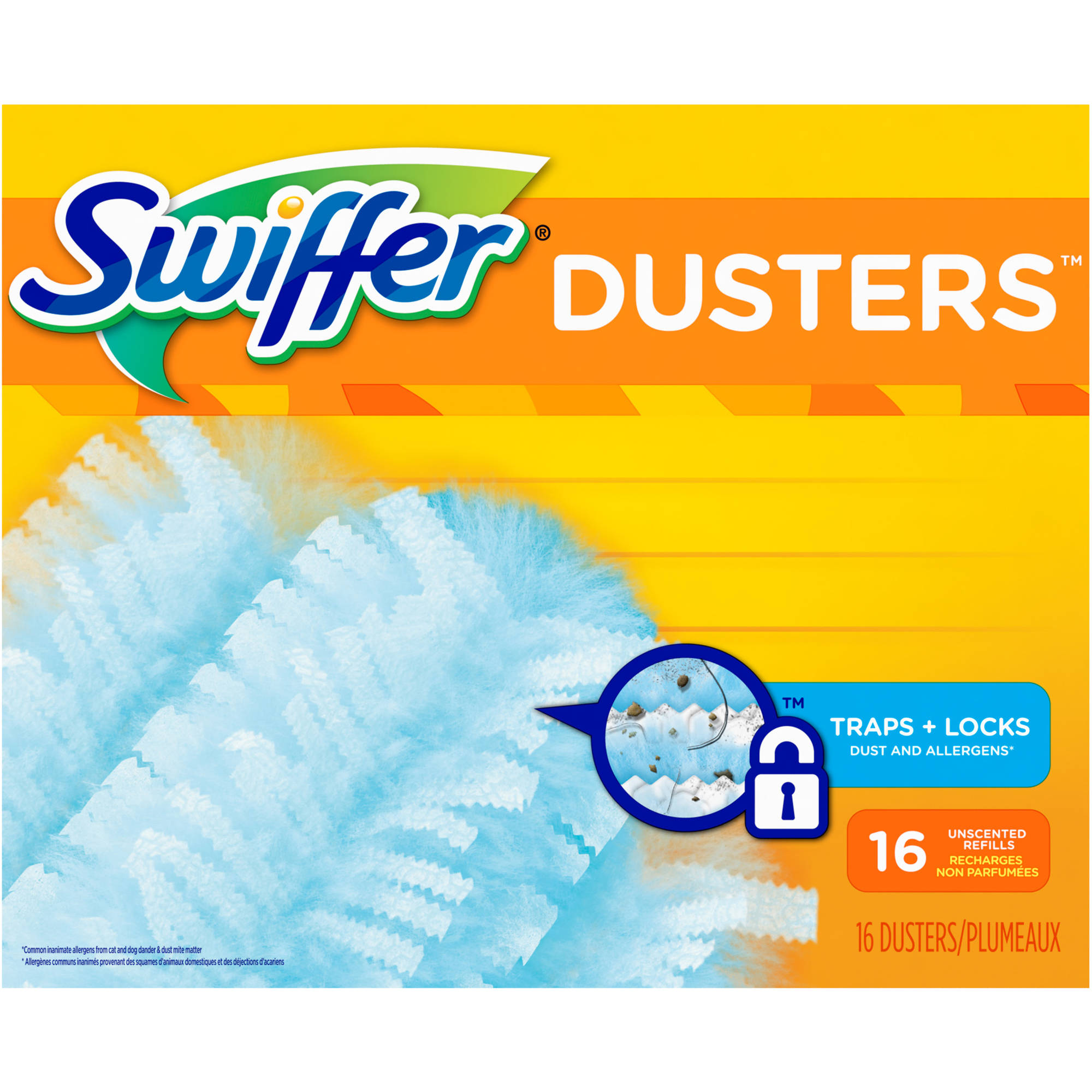 Swiffer Dusters Cleaner Refills Unscented, 16 count