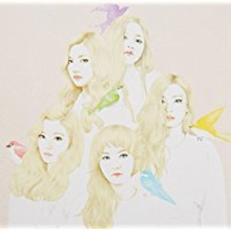 Ice Cream Mini Button - Ice Cream Cake (1st Mini Album) (CD)