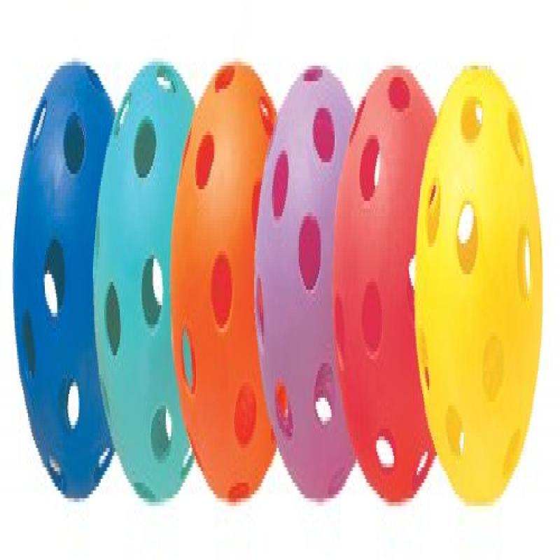 Champion Sports Plastic Softball Set, 6 Assorted Colors