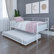 White Metal Daybeds