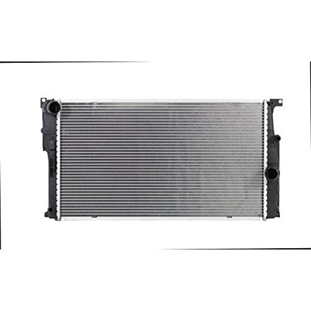 Radiator - Cooling Direct Fit/For 13581 14-16 BMW 2-Series Coupe 14-16 3-Series Gran Turismo 13-15 3-Series Sedan 14-16 4-Series Convertible 16-17 M2 Coupe 3.0L With M-Sport