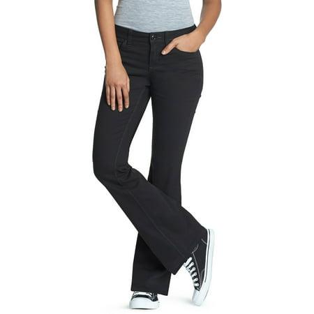 Juniors' Sophia Flare Twill Pants