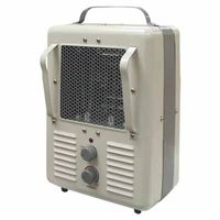 Portable Electric Heaters, 120 V, Sold As 1 Each