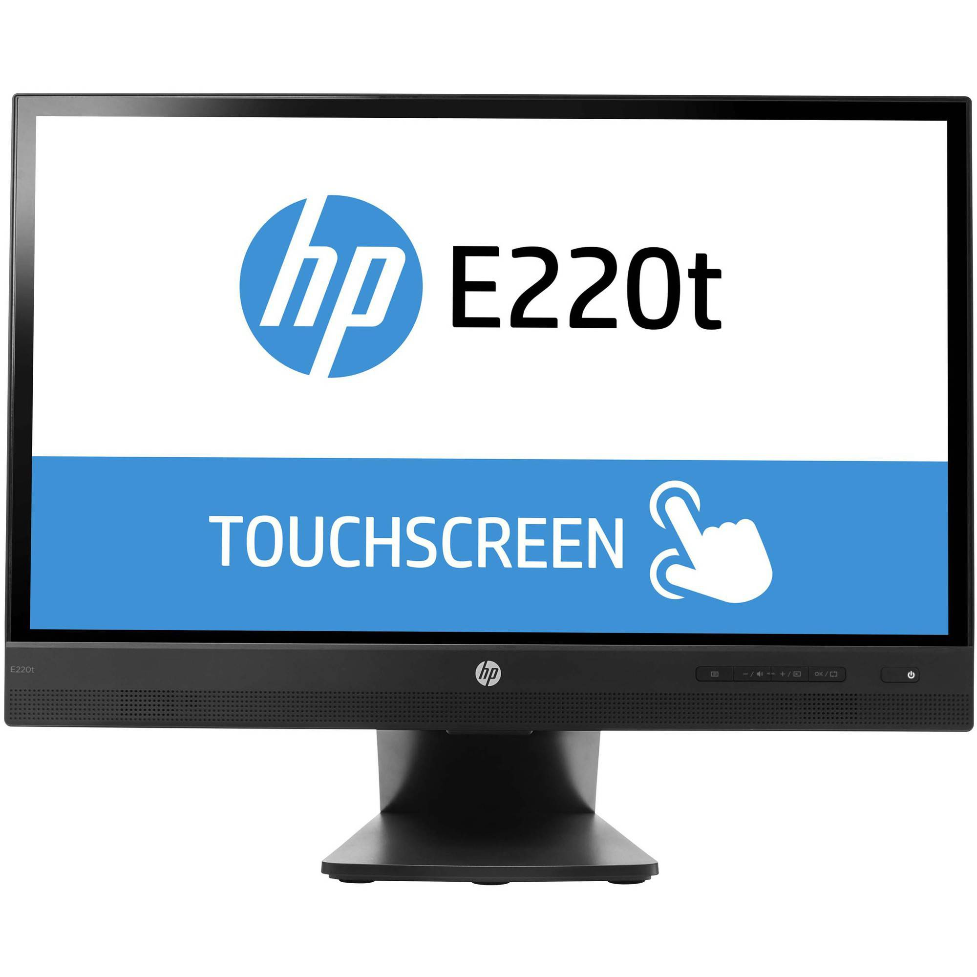 "HP EliteDisplay E220t 21.5"" Touch Monitor"