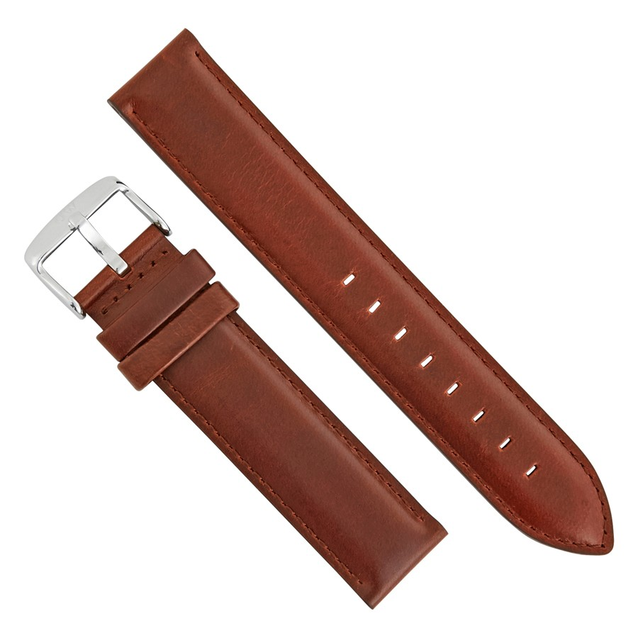 Daniel Wellington St. Mawes 20 MM Brown Leather Watch Strap DW00200110