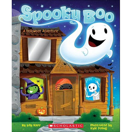 Spooky Boo! a Halloween Adventure - Spooky Halloween Stories Online