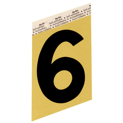 Hy-Ko House Number (Set of 10)