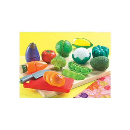 Small World Toys Vegetable Set by Small World Toys