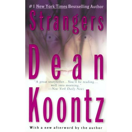 Strangers : A Psychological Thriller