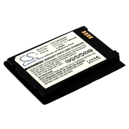 Cameron Sino 700mAh Battery Compatible With LG VX8550,  VX-8550,  VX-8550