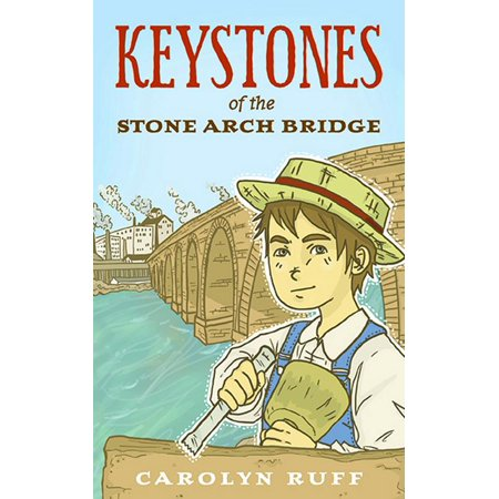 Stone Arch Bridge - Keystones of the Stone Arch Bridge