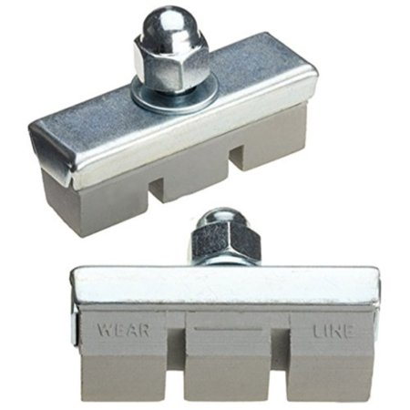 Dia Compe 76 Grey Matter Brake Pads (Bag of 4), -