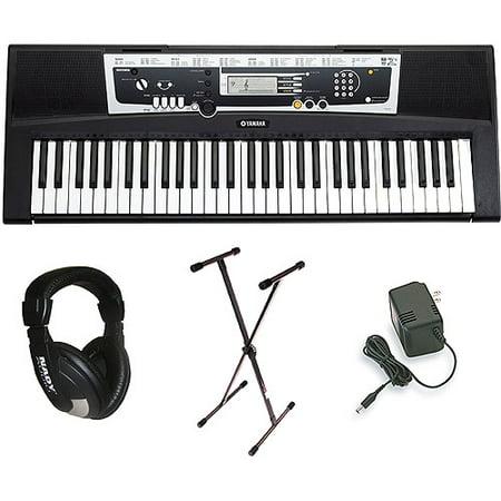 Yamaha YPT210 61 Full-Size Key Keyboard